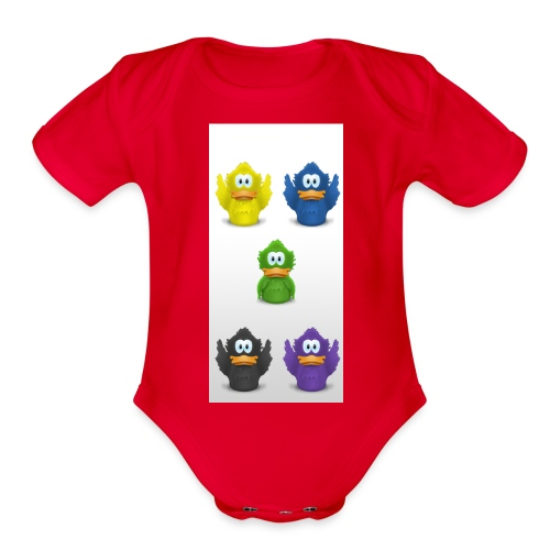 5 adiumys png - Organic Short Sleeve Baby Bodysuit