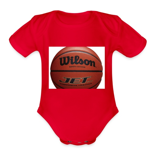 D7D3DA8A 99F8 4686 910E DF6179D3929F - Organic Short Sleeve Baby Bodysuit