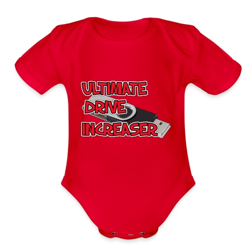 BUY DRIVE INCREASER LLC SPREADSHIRTS - Organic Short Sleeve Baby Bodysuit