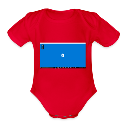 Screenshot 2 - Organic Short Sleeve Baby Bodysuit