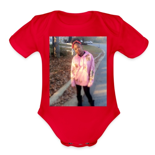 994306D2 9E3E 4134 9B4E 1B30B84097AF - Organic Short Sleeve Baby Bodysuit