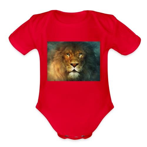 Saybora - Organic Short Sleeve Baby Bodysuit