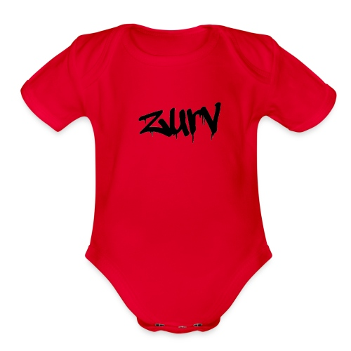 My awesome clothes - Organic Short Sleeve Baby Bodysuit