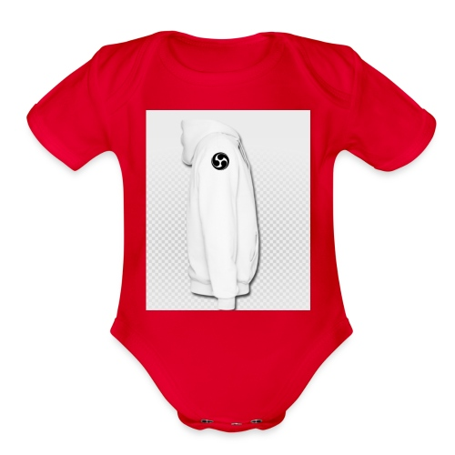 Always lookin good - Organic Short Sleeve Baby Bodysuit