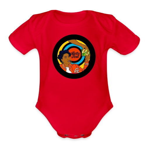 BetaTest T-Shirt - Organic Short Sleeve Baby Bodysuit
