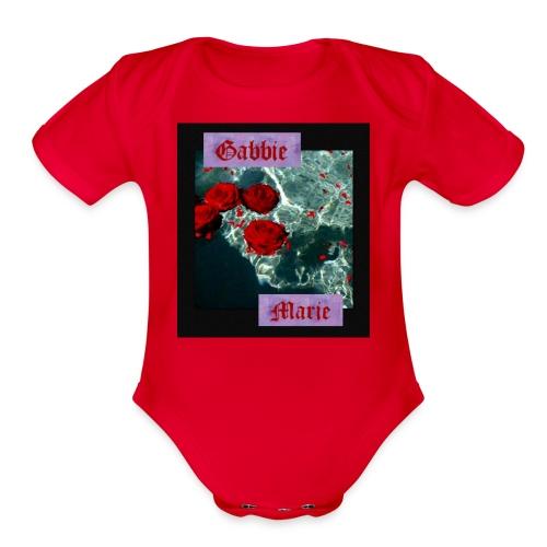 IMG 0835 - Organic Short Sleeve Baby Bodysuit
