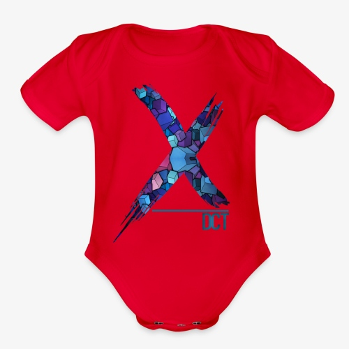 Official DCT X Design - Organic Short Sleeve Baby Bodysuit