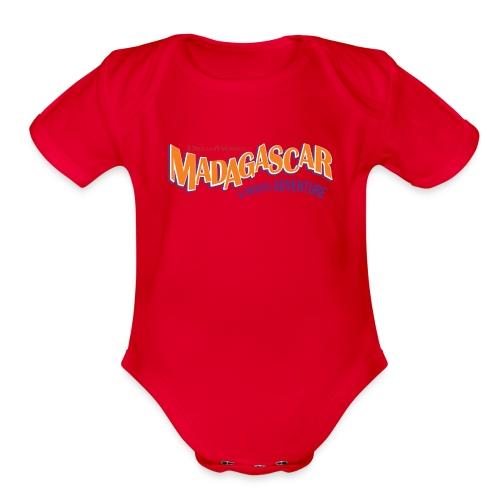 Madagascar: A Musical Adventure - Organic Short Sleeve Baby Bodysuit