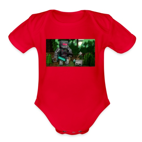 635486834048075026 - Organic Short Sleeve Baby Bodysuit