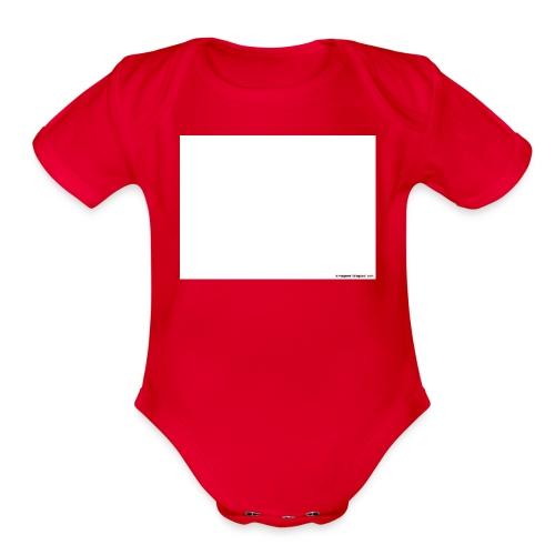 5193600 white wallpaper - Organic Short Sleeve Baby Bodysuit