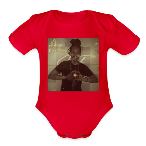 Signature Kulturefree SoulRMatrix - Organic Short Sleeve Baby Bodysuit