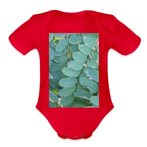 20170223 152134 - Organic Short Sleeve Baby Bodysuit