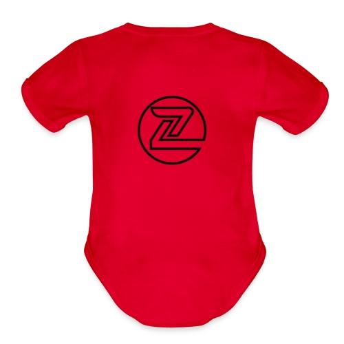 Zylohs - Organic Short Sleeve Baby Bodysuit