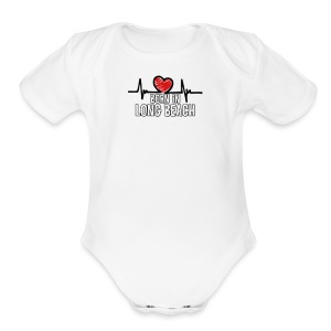 ESLBLiFE CLOTHiNG - Short Sleeve Baby Bodysuit