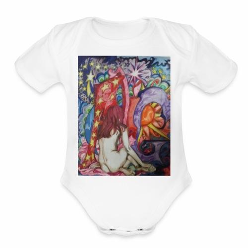 20180124 175927 1 - Organic Short Sleeve Baby Bodysuit