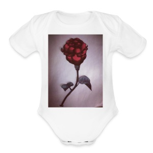 Bloom - Short Sleeve Baby Bodysuit