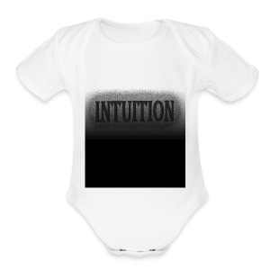 Intuition - Short Sleeve Baby Bodysuit