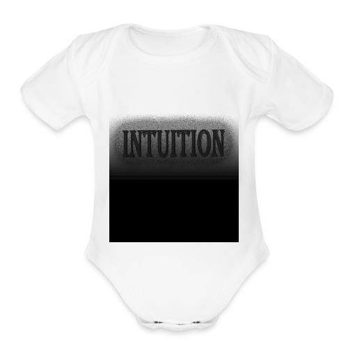 Intuition - Organic Short Sleeve Baby Bodysuit