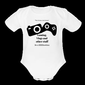 merchd - Short Sleeve Baby Bodysuit