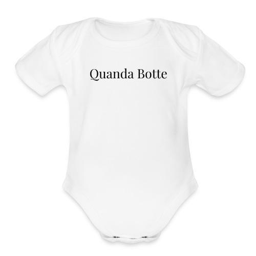 Drawing layerExport 2 - Organic Short Sleeve Baby Bodysuit