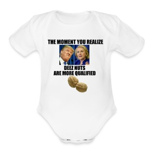 Election Year - Short Sleeve Baby Bodysuit
