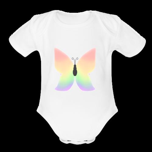 Butterbutter - Organic Short Sleeve Baby Bodysuit