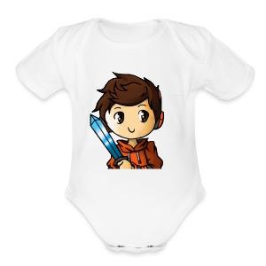Variant Avatar - Short Sleeve Baby Bodysuit