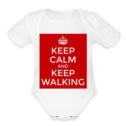 IMG 1729 - Organic Short Sleeve Baby Bodysuit