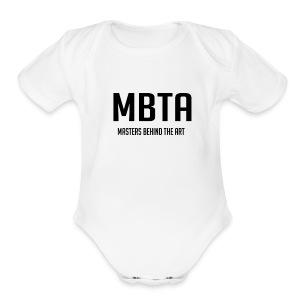 mbtapng - Short Sleeve Baby Bodysuit