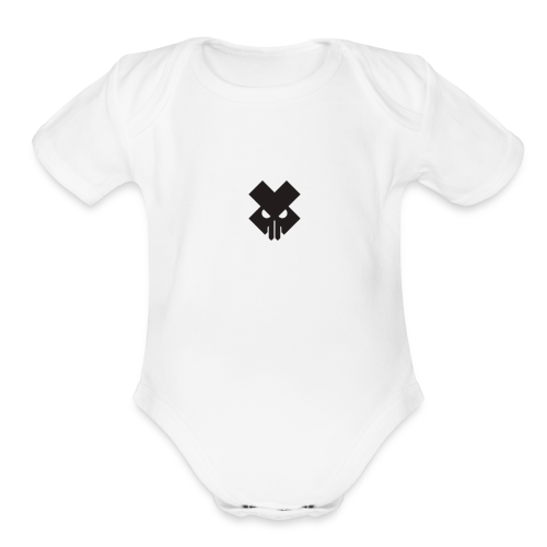 T.V.T.LIFE - Organic Short Sleeve Baby Bodysuit