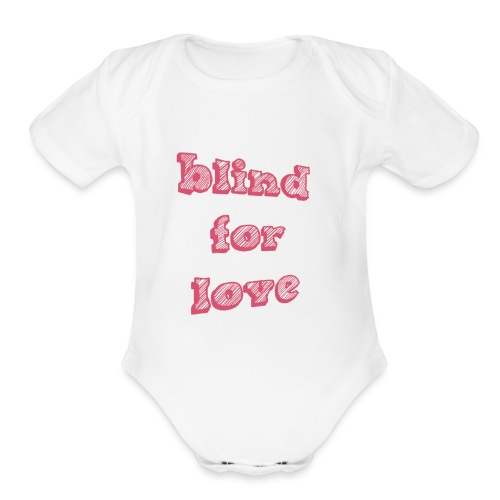 Photo 1518334145301 - Organic Short Sleeve Baby Bodysuit