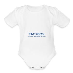 TacTech - Short Sleeve Baby Bodysuit