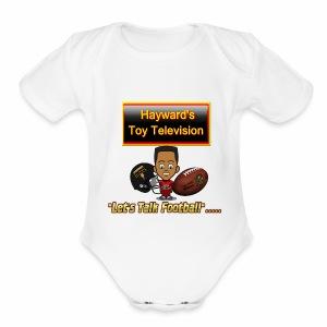 football78 download - Short Sleeve Baby Bodysuit