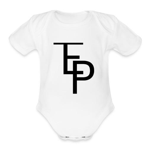 TEP - Organic Short Sleeve Baby Bodysuit
