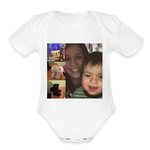 its2017!!!!!!.jnpg - Organic Short Sleeve Baby Bodysuit