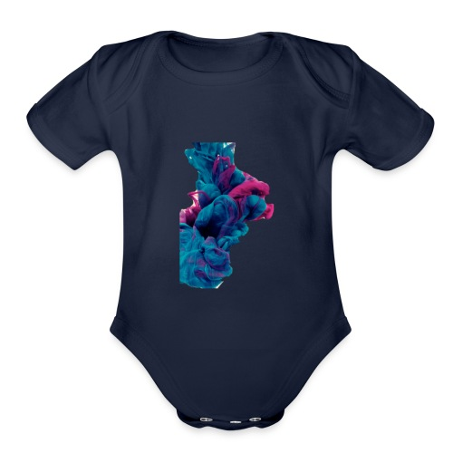 26732774 710811029110217 214183564 o - Organic Short Sleeve Baby Bodysuit