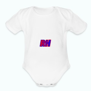 Ragan Hutchison - Short Sleeve Baby Bodysuit