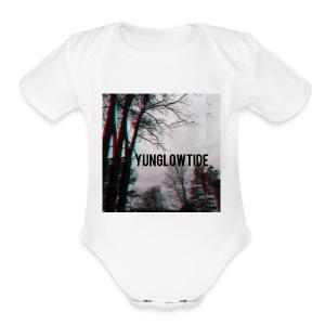 Yunglowtide - Short Sleeve Baby Bodysuit