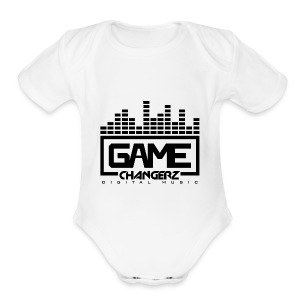 GameChangerz Music Group - Short Sleeve Baby Bodysuit