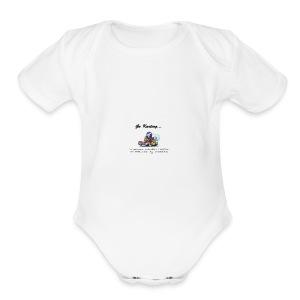gokarting - Short Sleeve Baby Bodysuit