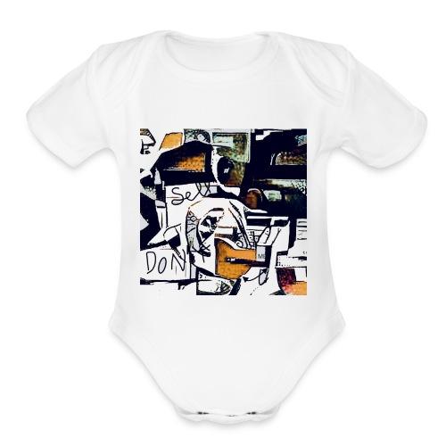 Don't Sell Me - Organic Short Sleeve Baby Bodysuit