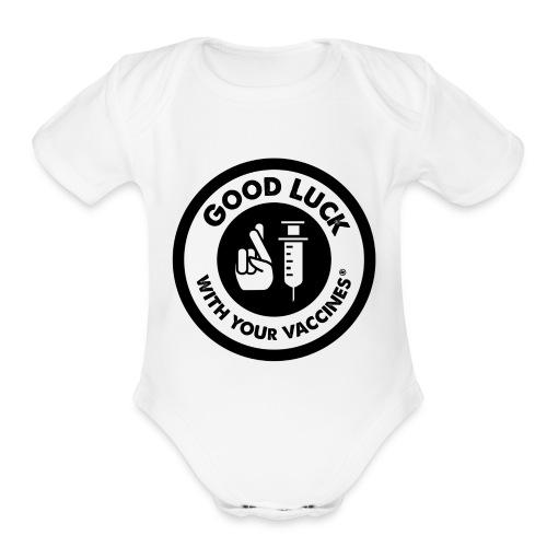 032DDF8C 569E 4A6E 8857 EFD079D4315B - Organic Short Sleeve Baby Bodysuit