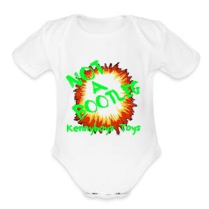 Not a Bootleg!!! - Short Sleeve Baby Bodysuit