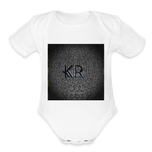 20180317 220412 - Organic Short Sleeve Baby Bodysuit