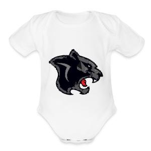 Tricksters - Short Sleeve Baby Bodysuit