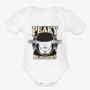 Peaky Blinders - Short Sleeve Baby Bodysuit