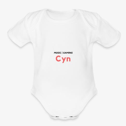 Expla1n what 1 Do Premium Print - Organic Short Sleeve Baby Bodysuit