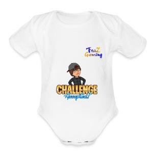 FrazGaming - Short Sleeve Baby Bodysuit
