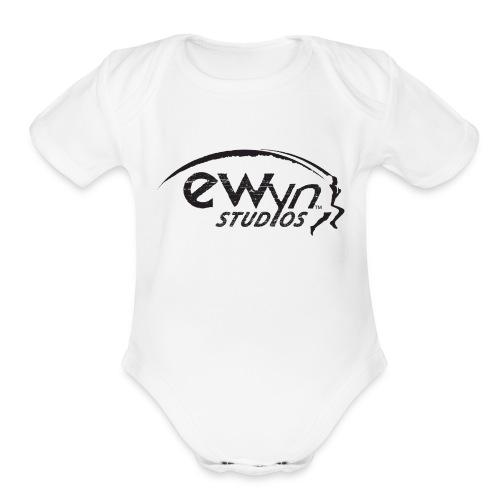 EWYN2 - Organic Short Sleeve Baby Bodysuit