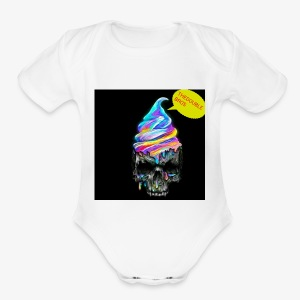 IMG 20180106 225447 - Short Sleeve Baby Bodysuit